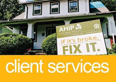 AHIP client services