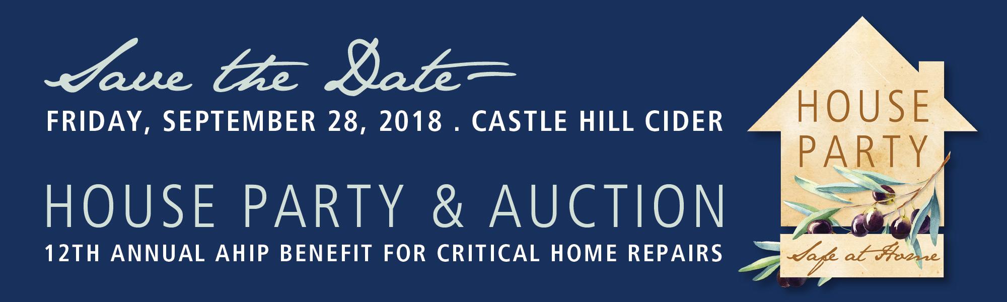 AHIP House Party & Auction